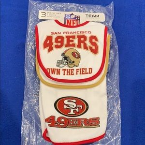 San Francisco 49ERS 3 piece set